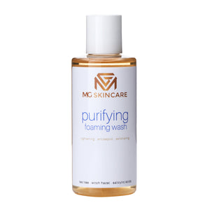 MG Skin Care Purifying Foam Wash - MG Skincare
