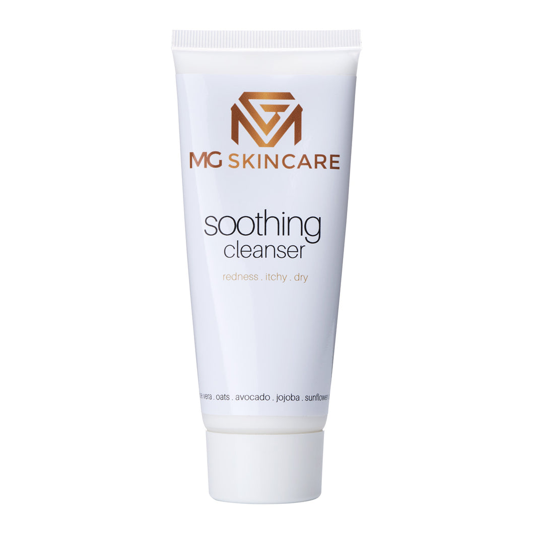 MG Skincare Soothing Facial Cleanser - MG Skincare