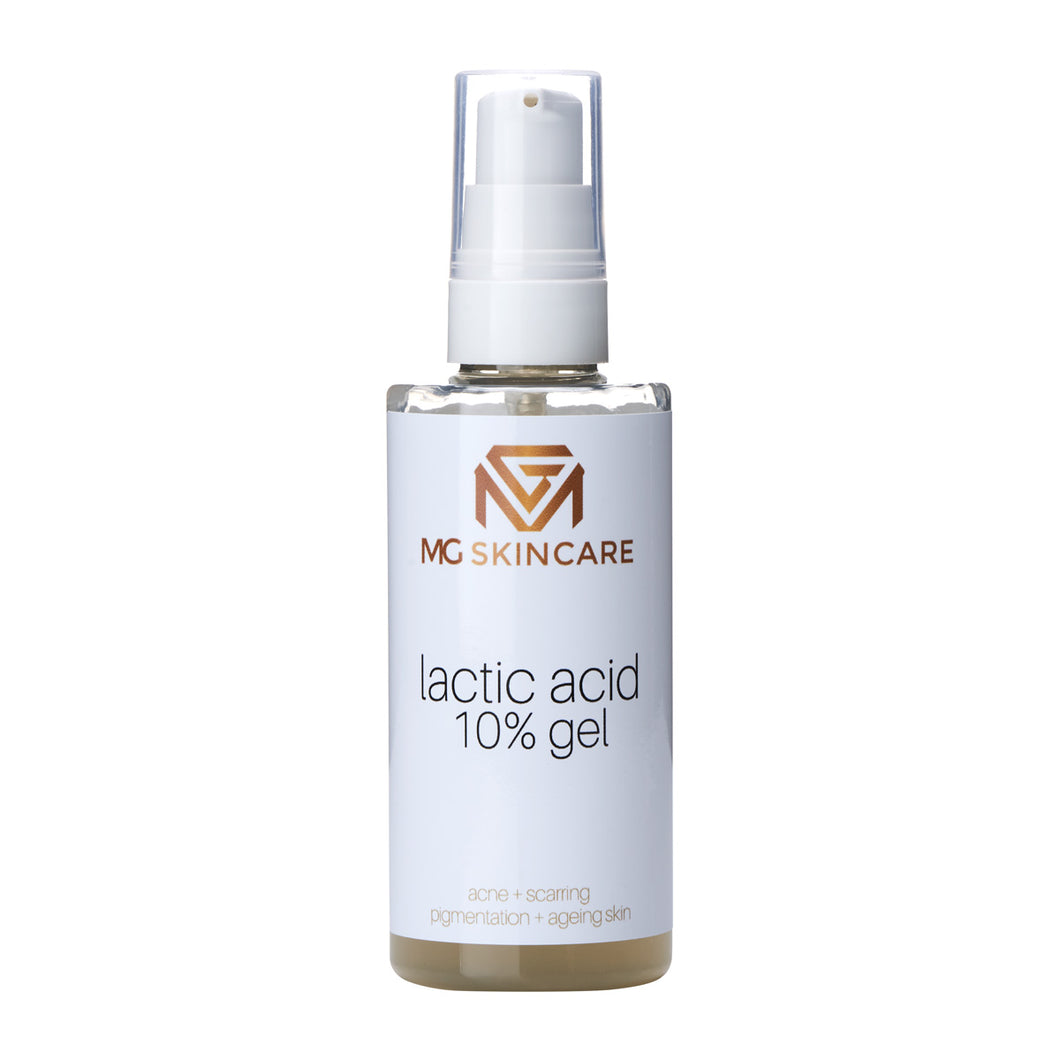 MG Skincare Lactic acid gel . 10% - MG Skincare