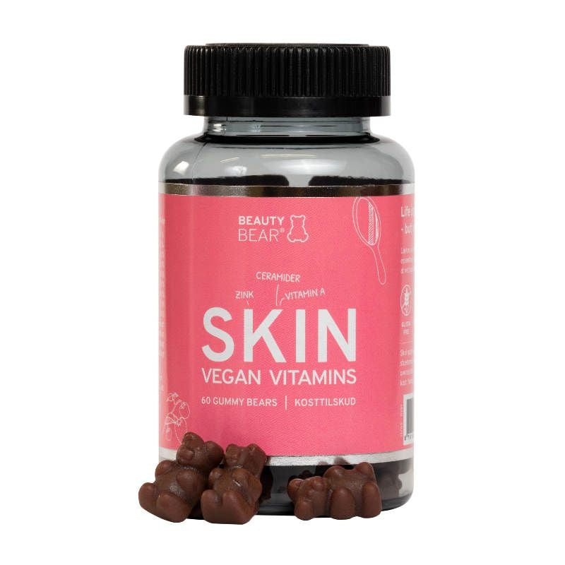 beauty bear skin vitamins