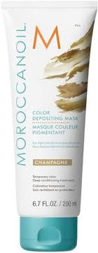 Color deposit mask champagne 200ml