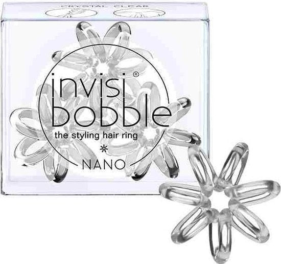 invisibobble nano transparant