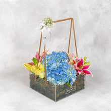 Load image into Gallery viewer, Exotic Bloom Basket