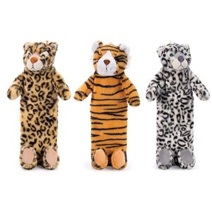 Plush Hot Water Bottle - Wild Animals