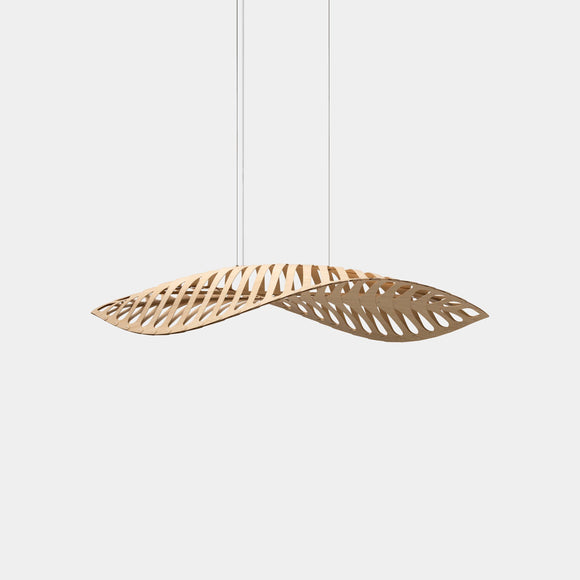 David Trubridge Navicula Pendant Light
