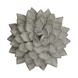 French Country Figaro Lotus Flower Decor