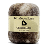 Bruntwood Lane Felted Wool Soap