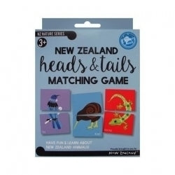 NZ Game Heads & Tails Box