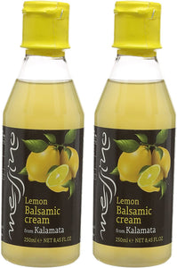 Messino Lemon Balsamic Cream 8.45 fl oz, 250 ml