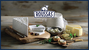 Authentic Greek Feta Cheese, Roussas P.D.O