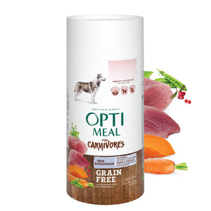 OptiMeal Grain Free Dog