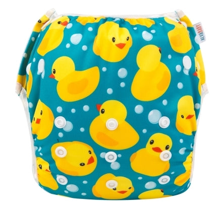 Alva Baby Swim Nappy EXTRA LARGE- Ducks