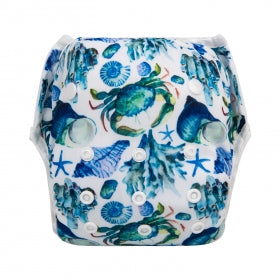 Alva Baby Swim Nappy - Under the Sea