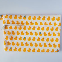 Load image into Gallery viewer, Mini Wet Bag Ducks