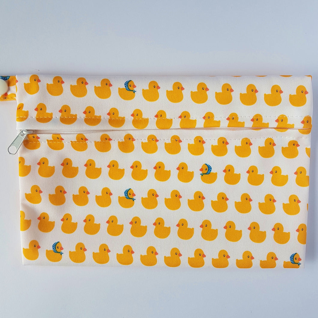 Mini Wet Bag Ducks