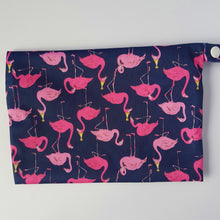 Load image into Gallery viewer, Mini Wet Bag Flamingos