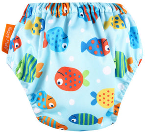 Happy Flute Training Pants - Fish