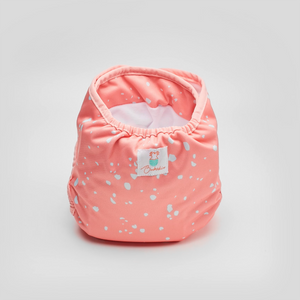 Bubakin Peaches and Cream Modern Cloth Nappy