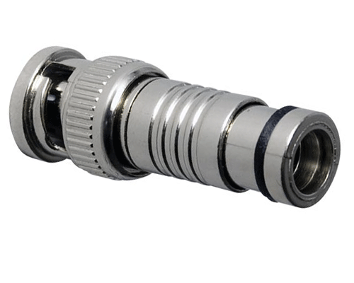 BNC RG6 Compression Connector - Bulk CCTV Store