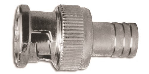 Channel Vision 2114 - RG59 BNC Crimp-On Connector - 2 piece - Bulk CCTV Store