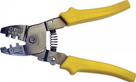 Platinum Tools 16801C Open Barrel Contact Crimp Tool - Bulk CCTV Store