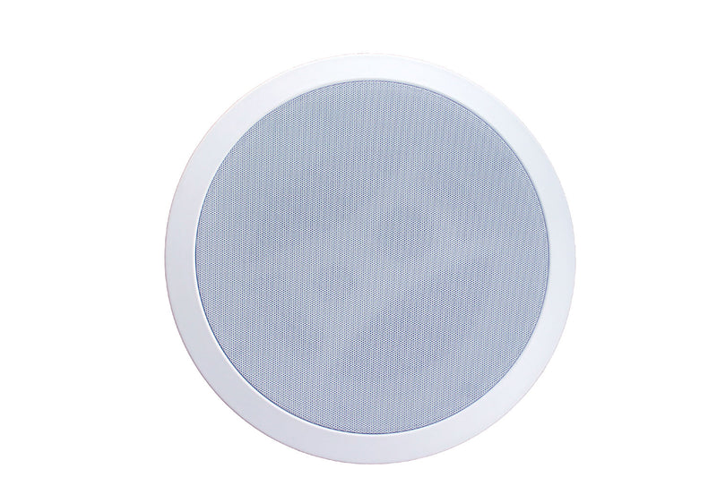 "Channel Vision IC815 Speaker - 8"" in Ceiling Round Pair 150W - Bulk CCTV Store"