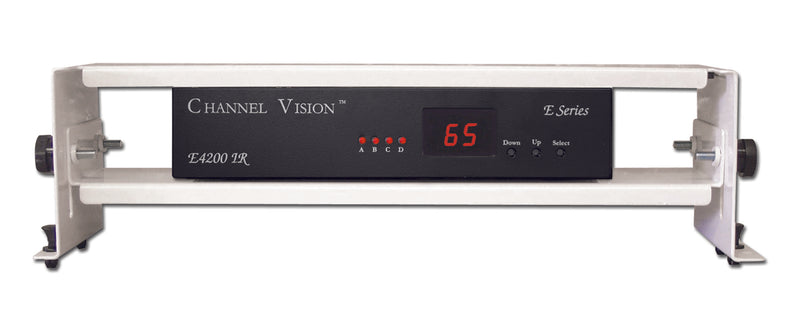 Channel Vision C-0354 4-Input Panel Mounted Modulator with IR - Bulk CCTV Store