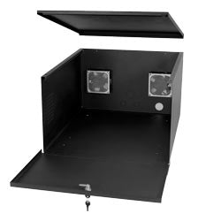 DVR Lockbox DQ-21-24-13 21in x 24in x 13in - Bulk CCTV Store