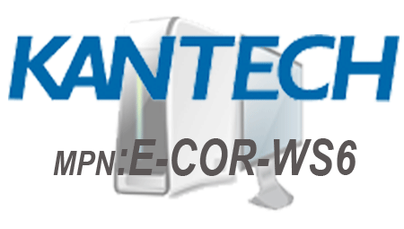 Kantech E-COR-WS6 EntraPass Corporate Edition 6 Workstation Licenses - Bulk CCTV Store