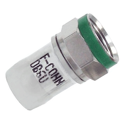 BELDEN DB6U RG6-Double Bubble- F Connector - Bulk CCTV Store