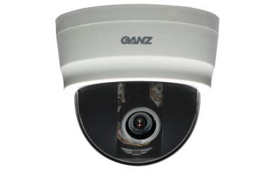 GANZ ZC-DN8312NBA Indoor 600 TVL Digital WDR, True Day/Night Dome w/ 3.3-12mm varifocal lens - Bulk CCTV Store