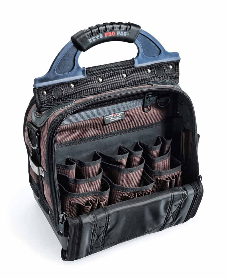 Veto Pro Pac LC - Closed Top Tool Bag LC - Bulk CCTV Store