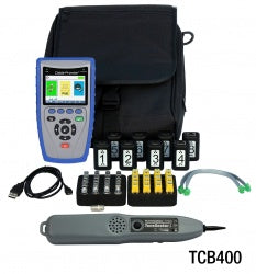 Platinum Tools TCB400 Cable Prowler Cable Tester Deluxe Pro Kit - Bulk CCTV Store