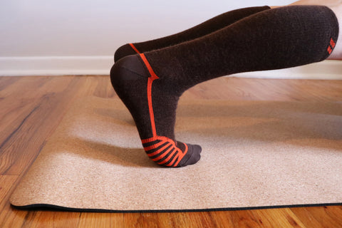stretching sock