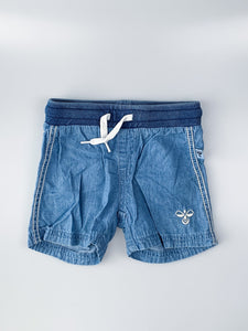 Shorts m. logo - Secondkiddo