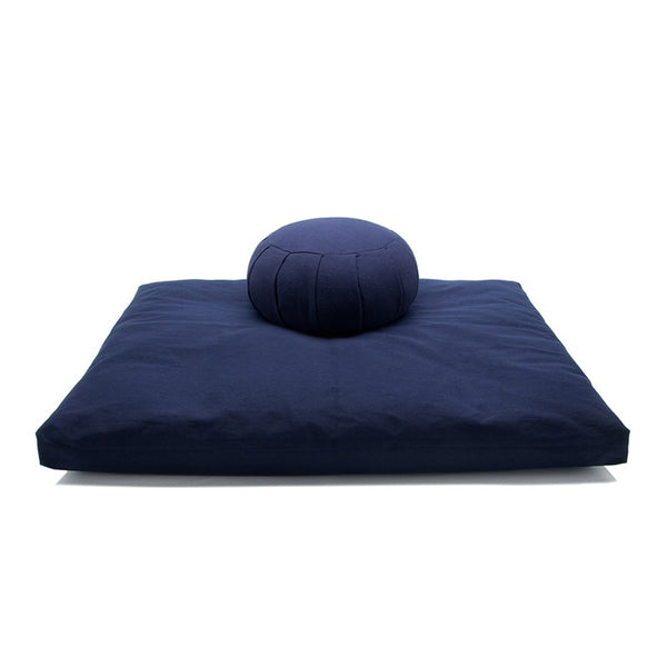Zafu & Zabuton Set - Navy Blue