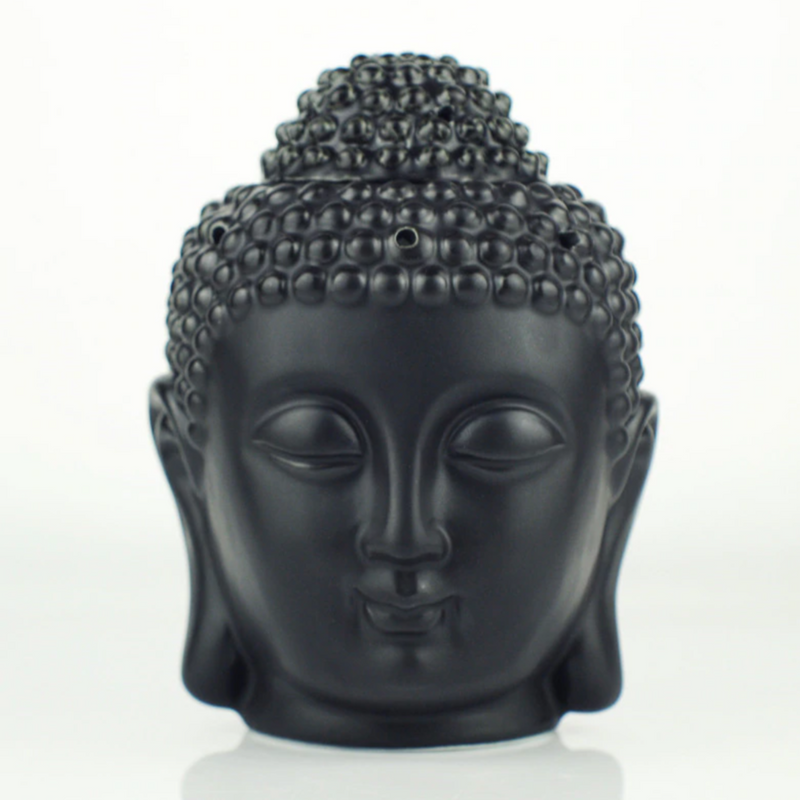 Buddha Head Aromatherapy Oil Burner