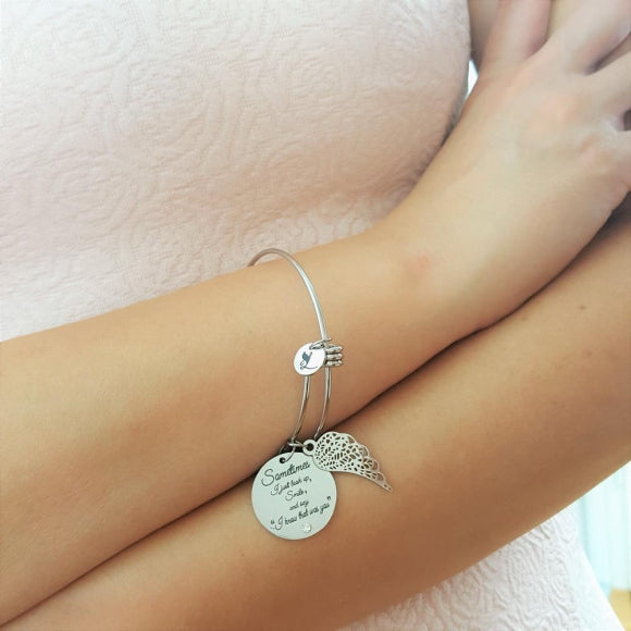 "<img src=""Forever_Close_To_Me_Angel_Wing_Bracelet_2.jpg"" alt=""Angel Jewelry - Forever Close To Me Angel Wing Bracelet - 2"">"