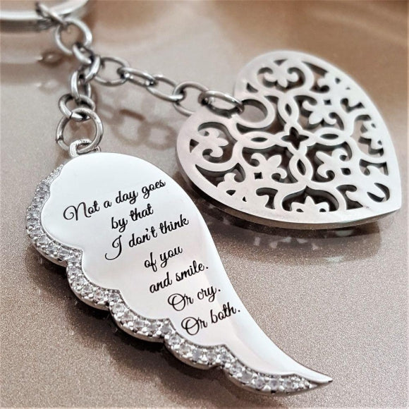 "<img src=""Not_A_Day_Goes_By_Angel_Wing_Keychain_1.jpg"" alt=""Angel Jewelry - Not A Day Goes By Angel Wing Keychain - 1"">"