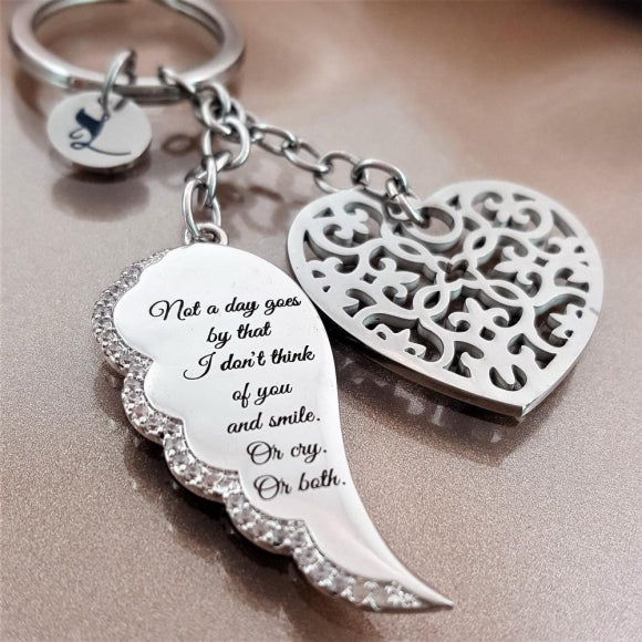"<img src=""Not_A_Day_Goes_By_Angel_Wing_Keychain_4.jpg"" alt=""Angel Jewelry - Not A Day Goes By Angel Wing Keychain - 4"">"