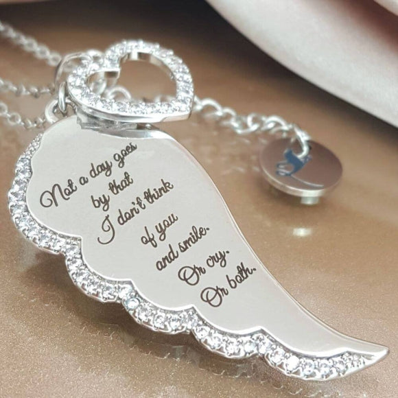"<img src=""Not_A_Day_Goes_By_Angel_Wing_Necklace_1.jpg"" alt=""Angel Jewelry - Not A Day Goes By Angel Wing Necklace - 1"">"