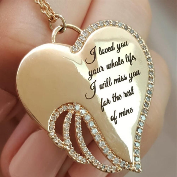 "<img src=""To_the_Angel_I_Will_Miss_Wing_Necklace_1.jpg"" alt=""Angel Jewelry - To the Angel I Will Miss Wing Necklace - 1"">"