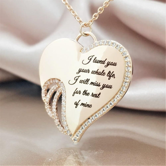 "<img src=""To_the_Angel_I_Will_Miss_Wing_Necklace_6.jpg"" alt=""Angel Jewelry - To the Angel I Will Miss Wing Necklace - 6"">"