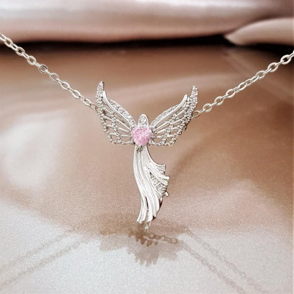 "<img src=""Wings_Of_Courage_Guardian_Angel_Necklace_3.jpg"" alt=""Angel Jewelry - Wings Of Courage Guardian Angel Necklace - 3"">"