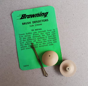 Browning Brush Deflectors