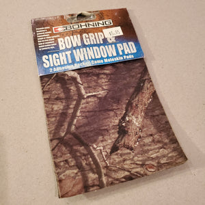 Bow Grip/Sight Pad