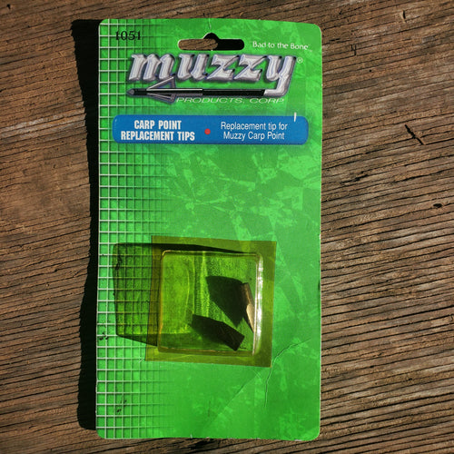 Muzzy Replacement Carp Points