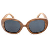 Luisa Wooden Sunglasses / K-OBA Eye-wear