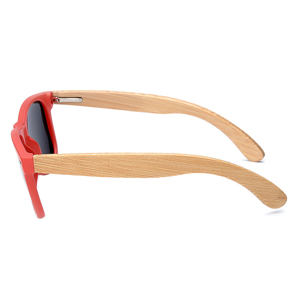 Tampico Wooden Sunglasses by K-OBA Eyewear