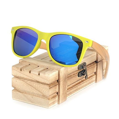 Dakiti Wooden Sunglasses by K-OBA Eyewear